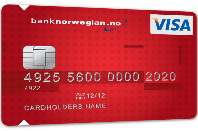 norwegian-kredittkort